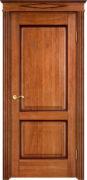 Дверь из массива дуба ПМЦ Д13 орех 10% патина