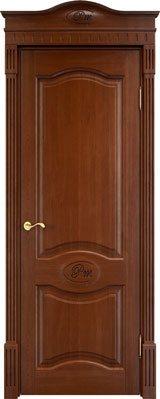 Дверь из массива дуба ПМЦ Д3 коньяк