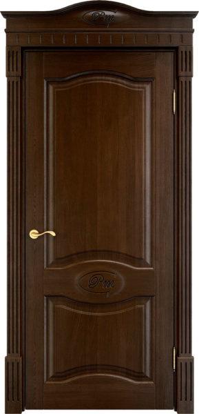 Дверь из массива дуба ПМЦ Д3 моернный дуб
