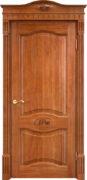 Дверь из массива дуба ПМЦ Д3 орех 10%