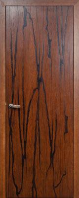 Дверь Art коньяк патина ПМЦ
