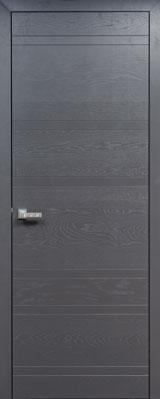 Дверь Д66 line графит ПМЦ
