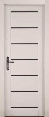 Дверь из массива ольхи Премьер плюс ПЧО слоновая кость