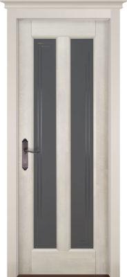 Дверь из массива ольхи Сорренто ПО слоновая кость
