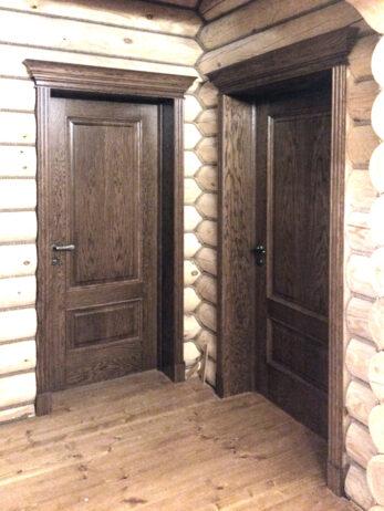 Дверь 2Рондо в интерьере