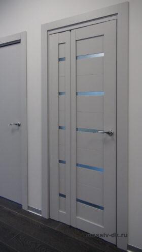 Cистема открывания дверей Книжка. В закрытом состоянии