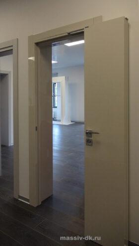 Cистема открывания дверей Компакт. В открытом состоянии