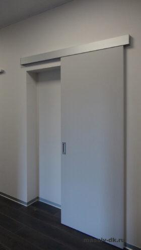 Cистема открывания дверей Купе. В открытом состоянии