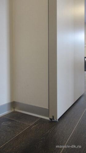 Cистема открывания дверей Купе. Крепление снизу