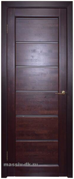 Дверь из массива ольхи Премьер плюс ЧПО ОКА