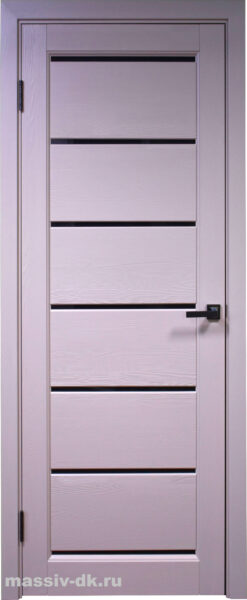 Двери ока массив сосны эмаль крем Премьер Плюс ПЧО