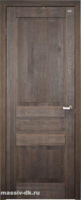 Дверь массив дуба Д205 классик