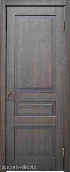 Дверь из массива сосны 205Ш ПГ сирень
