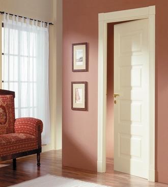 Двери массив ольхи