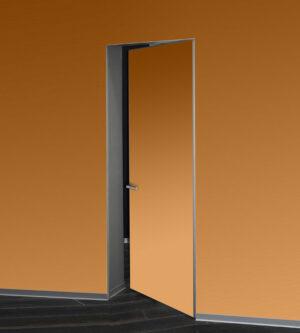 двери из массива невидимка