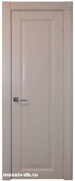 Дверь из массива березы Виолета крем
