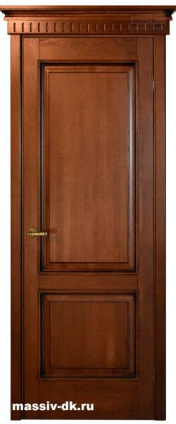 Дверь из массива дуба Альта дуб тропикано