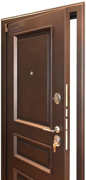Двери входные металлические Эталон