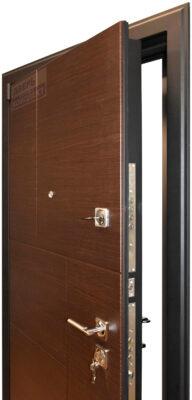 Двери входные металлические Комфорт
