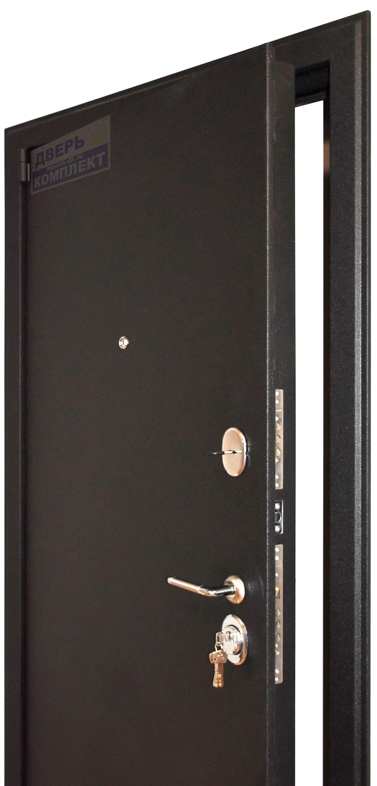 Двери входные металлические Практик