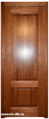Дверь массив дуба Альта саванна