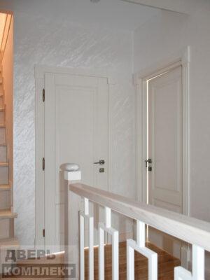 2-х филенчатые двери