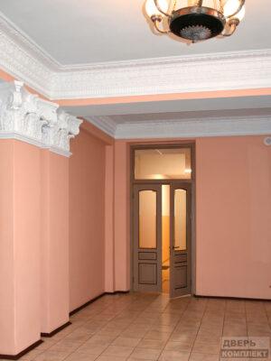 3-х филенчатые двери